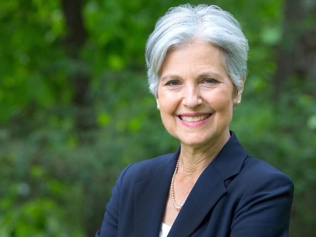 Jill Stein, candidata do Partido Verde à presidência dos EUA (Foto: Divulgação)