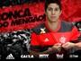 Vai lotar? Darío Conca chega ao Rio nesta segunda para defender o Fla