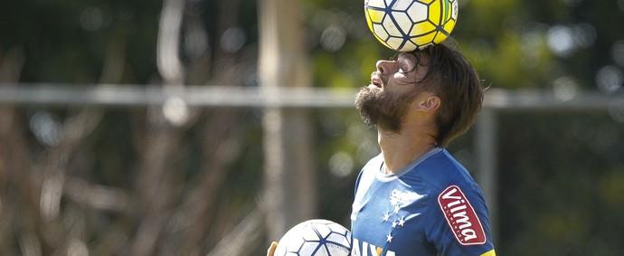 Rafael Sobis Cruzeiro (Foto: Washington Alves/Light Press)