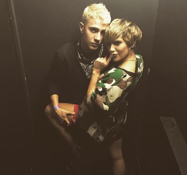 Isabella Santoni e Leo Picon (Foto: Reprodução/Instagram)