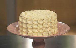 Cobertura para bolo de creme de manteiga
