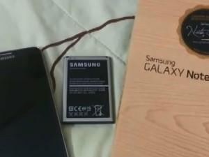 Polícia Civil de Campinas encontra celulares roubados da Samsung no Paraguai (Foto: Reprodução/EPTV)