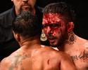 Jason é derrotado por Bemudez em retorno após mais de um ano parado
