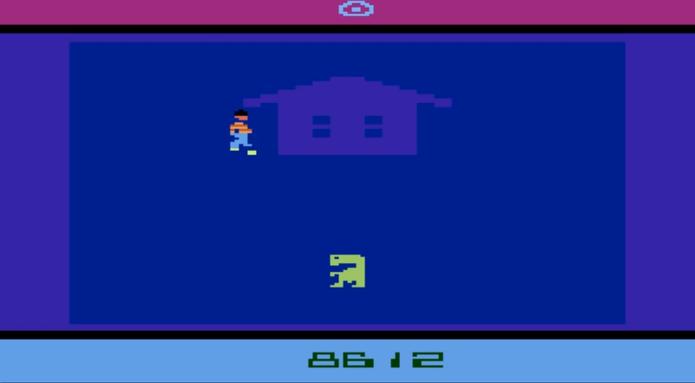 E.T. the Extra-Terrestrial (Foto: Reprodução/Retro Gamers)