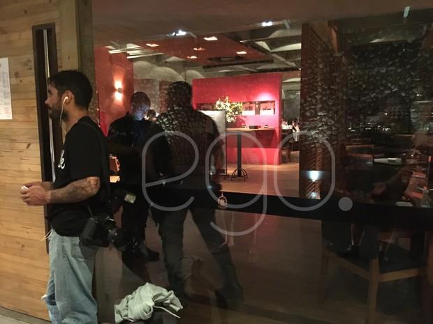 Churrascaria onde aconteceu confusão com seguranças de Rihanna (Foto: Beatriz Gerbase / Arquivo pessoal )