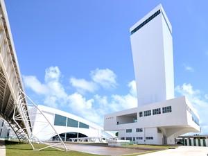 Centro de Convenções de João Pessoa (Foto: Kleide Teixeira/Jornal da Paraíba)