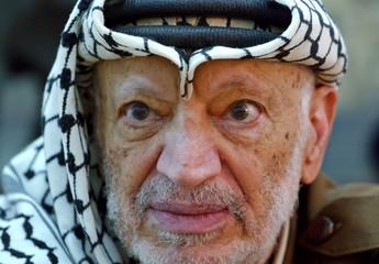 Yasser Arafat (Foto: Muhammed Muheisen/AP)