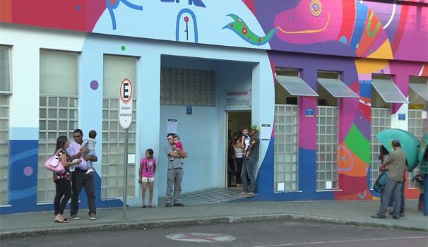 Paraná TV hospital (Foto: Reprodução/ RPC)