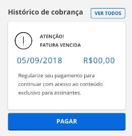 Pagar Globo Premium (Foto: Globo Premium)