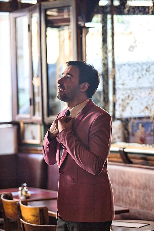 Danniel  Rangel (Foto: Vicente de Paulo)