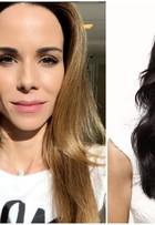 Ana Furtado pinta os cabelos de preto: 'Uma nova mulher'