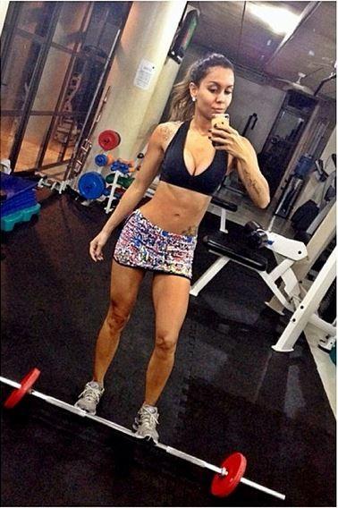 Lia Khey (Foto: Reprodução/Instagram)