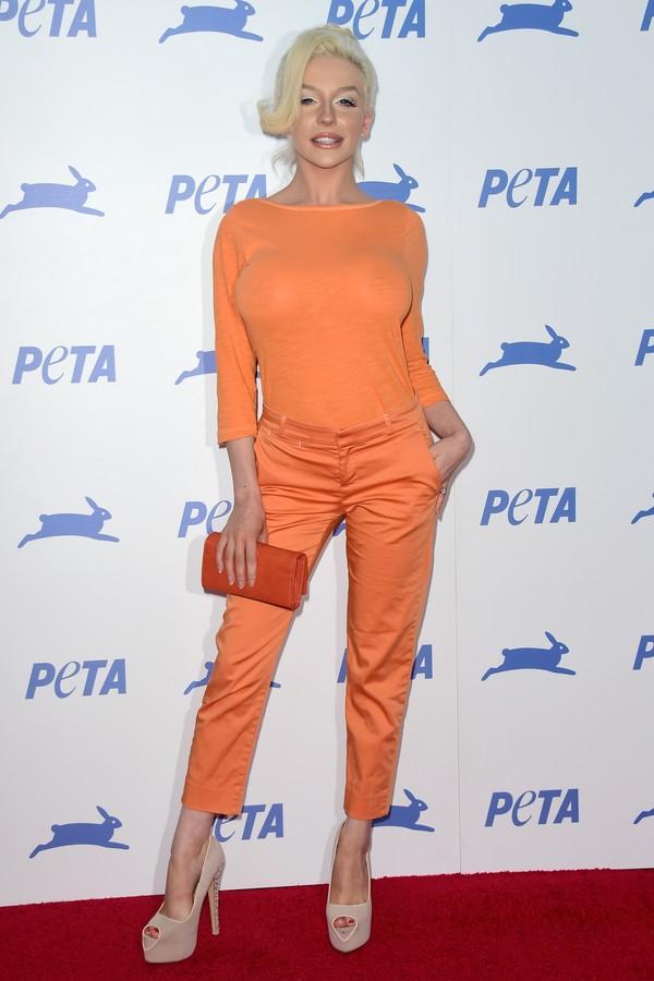 A celebridade Cortney Stodden (Foto: Getty Images)
