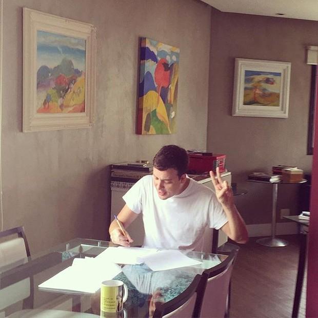 Rafael Cortez (Foto: Reprodução / Instagram)