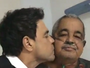 Francisco, pai de Zezé e Luciano, está internado com pneumonia