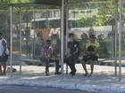 Suspeitos de fazer arrastão em frente a escolas são presos em Manaus
