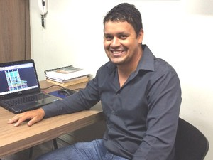 Engenheiro Rui Ferreira da Silva Júnior Goiânia, Goiás (Foto: Paula Resende/ G1)