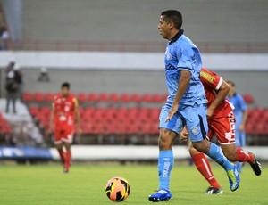 Róbson procura opções no ataque do CSA (Foto: Ailton Cruz/Gazeta de Alagoas)