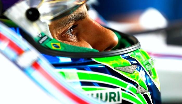 Felipe Massa foi eliminado ainda no Q2