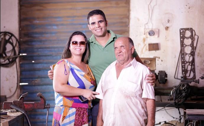 Programão mostra curiosidades  e histórias surpreendentes em Oeiras  (Foto: Gshow/Rede Clube)