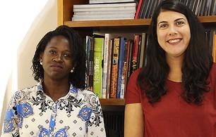 Andréa e Cristina, professoras do Telecurso, falam sobre a importância desse dia. (Telecurso)