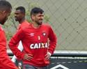 L. González espera evolução constante no Atlético-PR e evita rótulo de herói