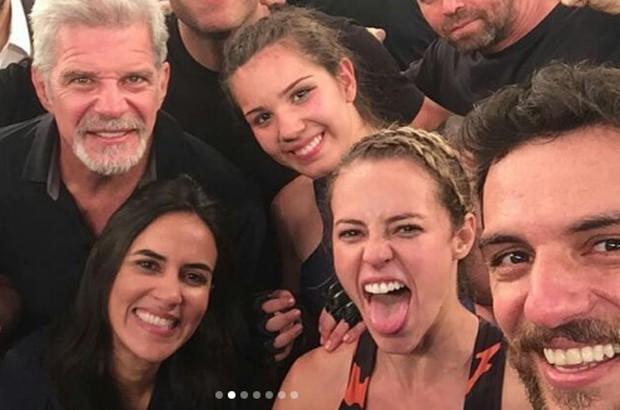 Paolla Oliveira compartilha cliques de A Força do Querer (Foto: Reprodução/Instagram)