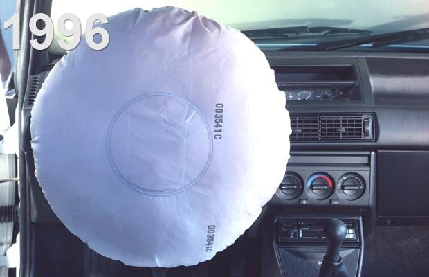 Fiat Tipo com airbag (Foto: Divulgação/Fiat)