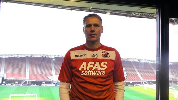 Van Basten Ex-atacante de Ajax (Foto: Claudia Garcia)
