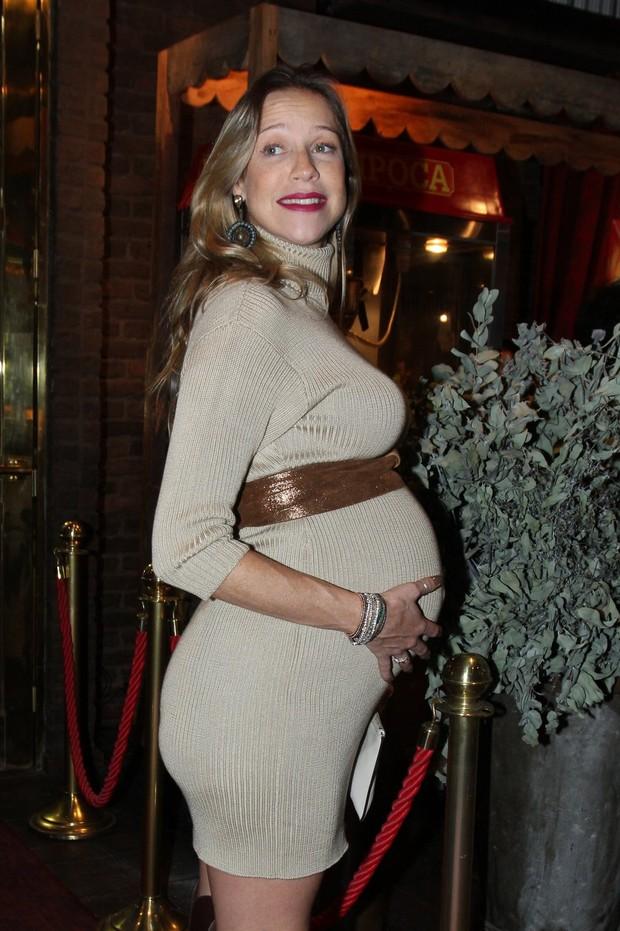 Luana Piovani (Foto: Alexander Palarea / AgNews)