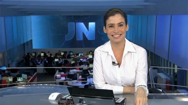 Jornal Nacional (Foto: Globo)