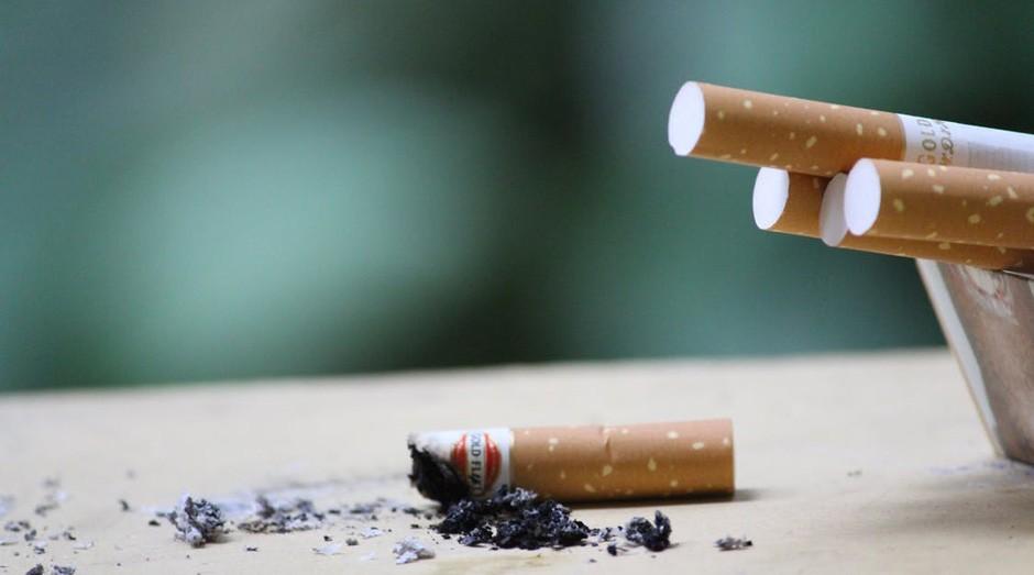 Cigarro; fumar; fumante (Foto: Pexels)
