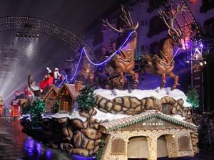 Grande Desfile de Natal Natal Luz Gramado (Foto: Cleiton Thiele/SerraPress)