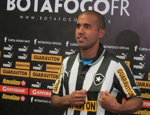 julio cesar botafogo (Foto: Thales Soares/GLOBOESPORTE.COM)