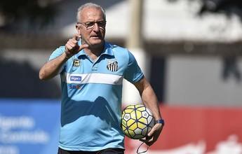 Gols no fim dos jogos preocupam o Santos, e Dorival exige atenção