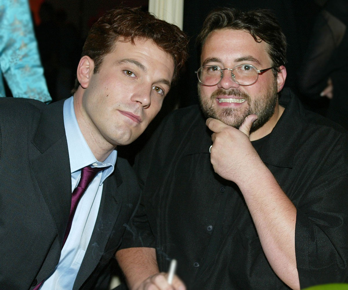 Ben Affleck e Kevin Smith (Foto: Getty Images)
