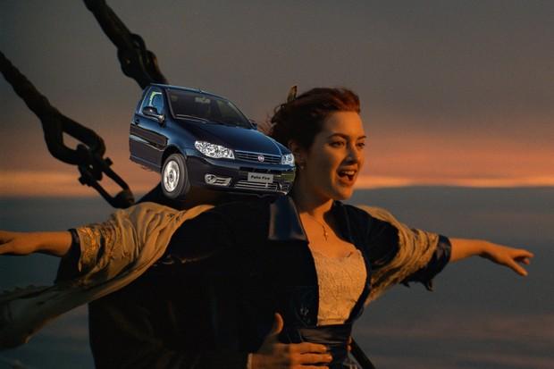 Titanic Palio Fire  (Foto: Autoesporte )