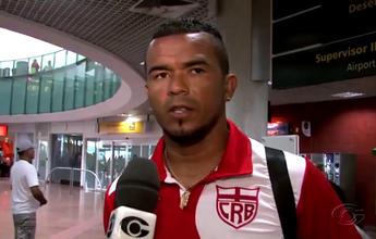 """Zé Carlos reconhece deslize do CRB diante do Goiás: """"Erramos bastante"""""""