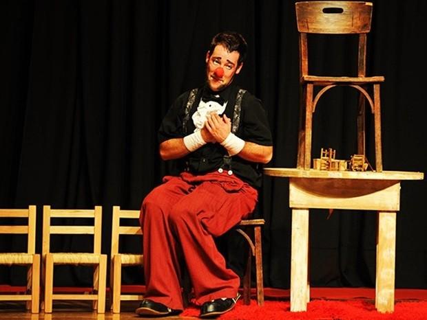 Peça Teatral  (Foto: Reprodução / Divulgação)