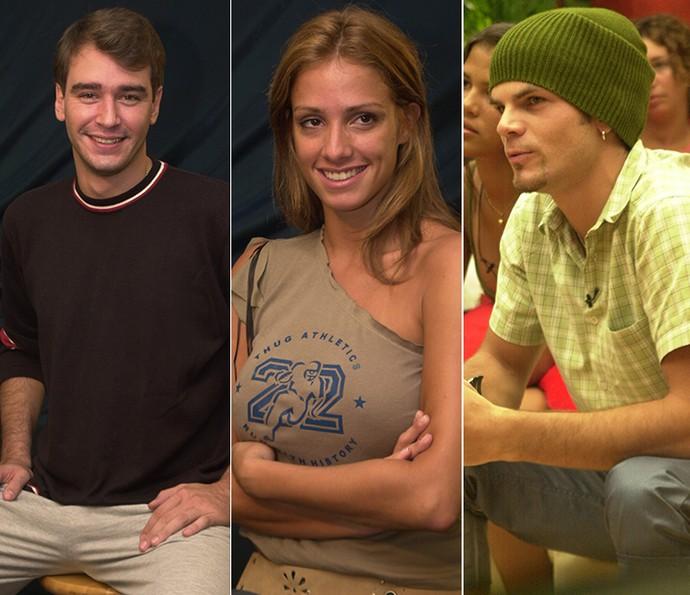 Triângulo amoroso Thyrso x Manuela x (Foto: TV Globo)
