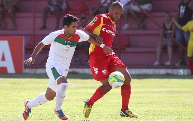 jogo entre Portuguesa e Audax  (Foto: Edno Luan / Futura Press)