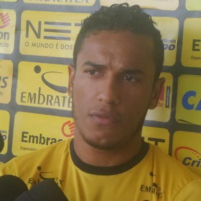 Diogo Mateus Criciúma (Foto: Fernando Ribeiro/Criciúma EC)
