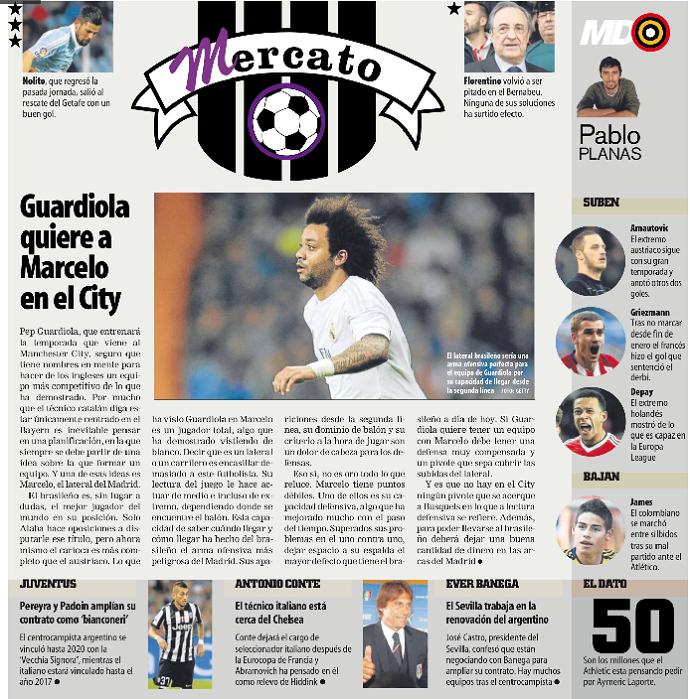 Marcelo Guardiola Manchester City (Foto: Reprodução)