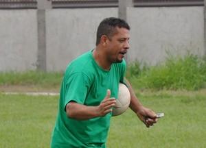 Emanuel Sacramento, técnico do Boavista (Foto: ASCOM/Boavista)