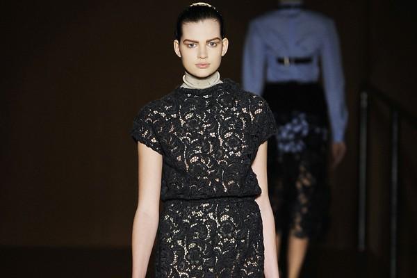 Assista ao desfie da Prada na Semana de Moda de Milão (Foto: Getty Images)