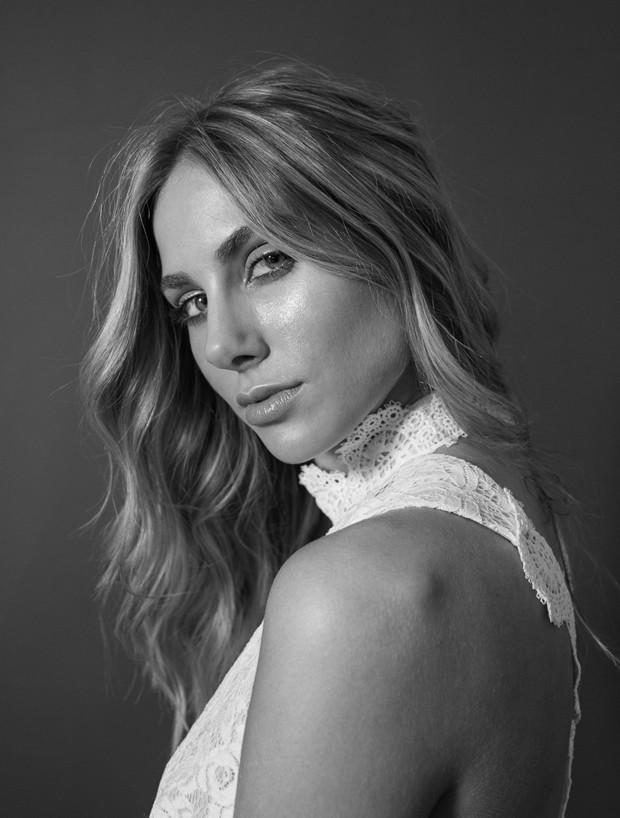 Marthina Brandt em ensaio exclusivo (Foto: Breno Turnes)