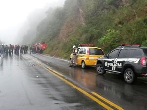 Três suspeitos são mortos após ataque a carro-forte (Foto: Tiago Guedes/RBS TV)