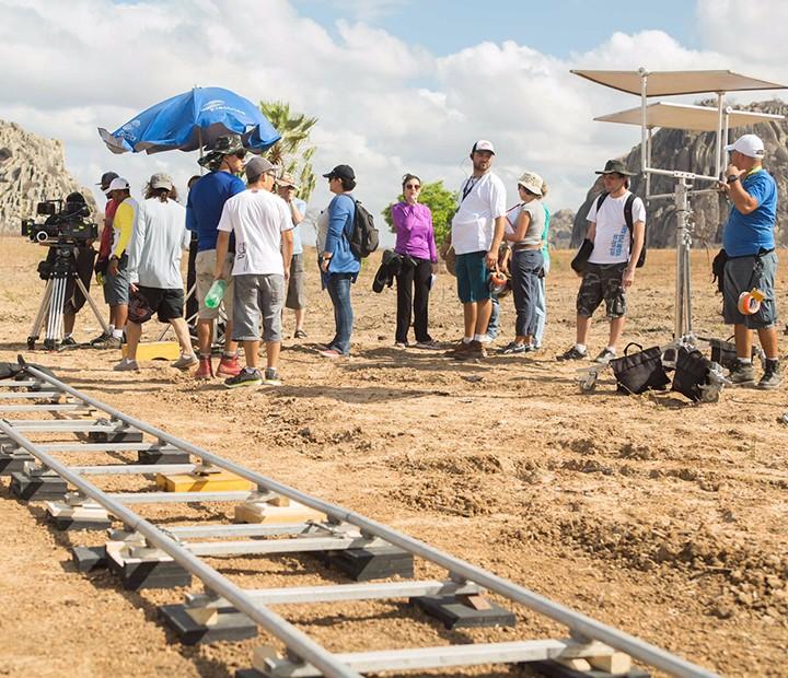 As gravações vão acontecer nas cidades de Quixadá, Fortaleza e Guanacés (Foto: Jarrod Bryant / Divulgação)