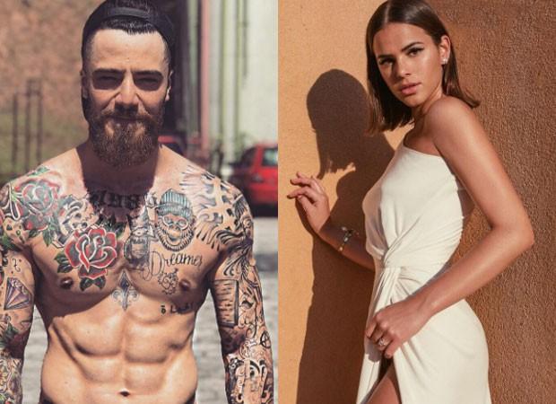 Felipe Tito e Bruna Marquezine (Foto: Reprodução Instagram)