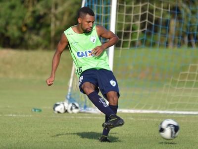Bidía Londrina (Foto: Gustavo Oliveira/ Londrina Esporte Clube)